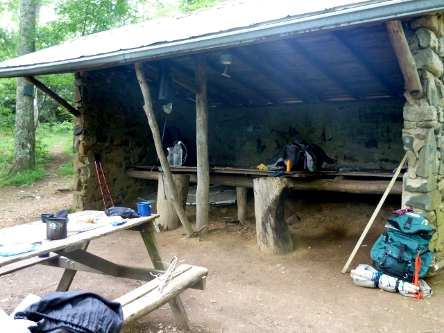 Little Laurel Shelter