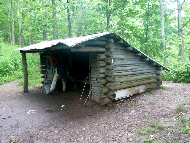 Spring Mountain Shelter
